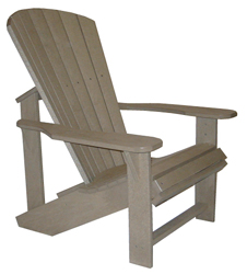 Adirondack Chair,Beige
