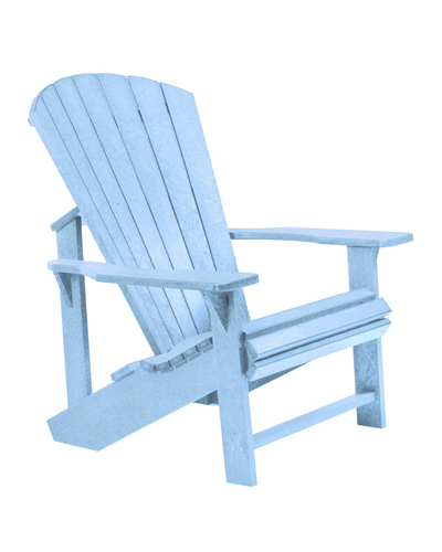 Adirondack Chair,Sky Blue